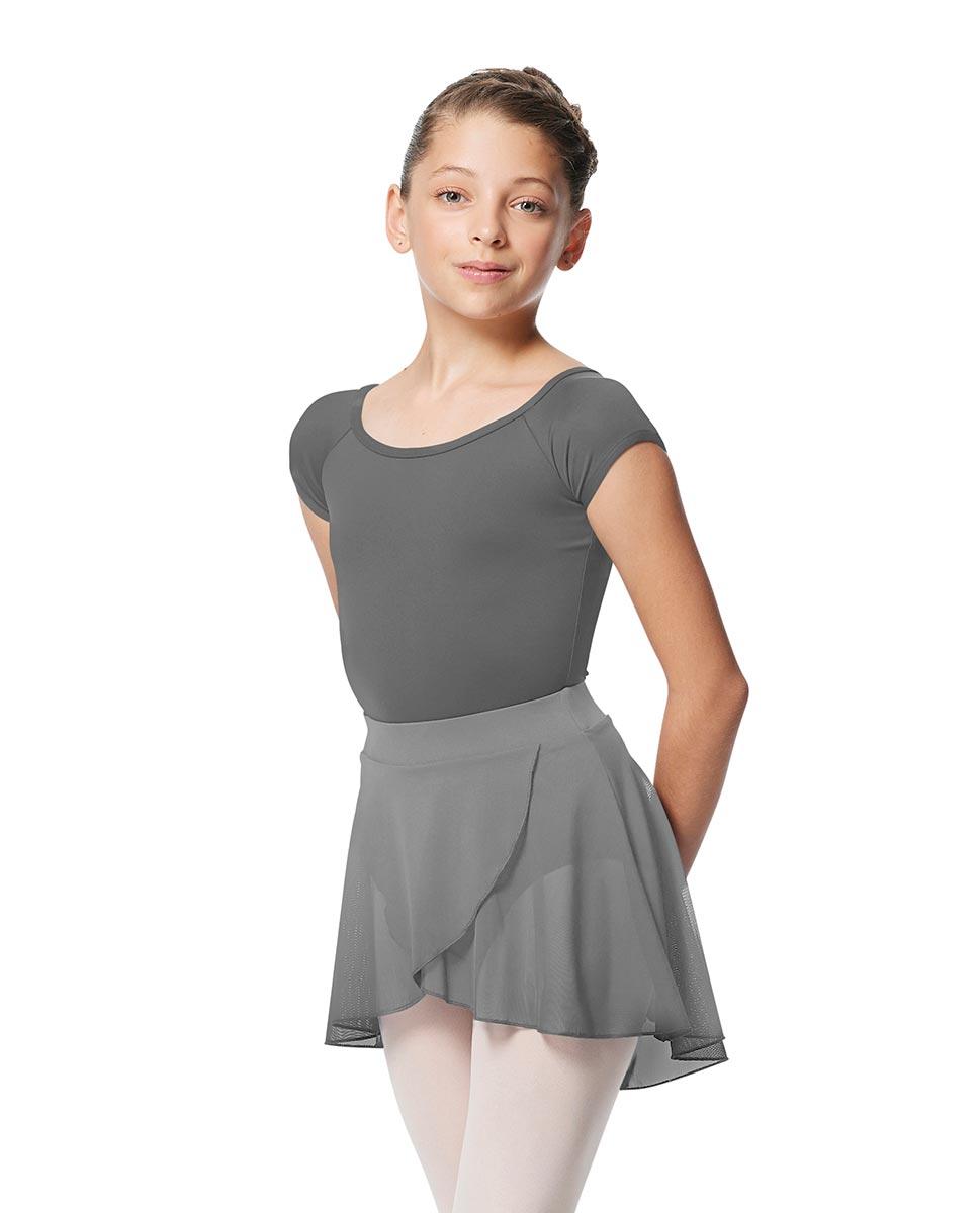 Child Pull on Wrap Dance Skirt Natasha GRE