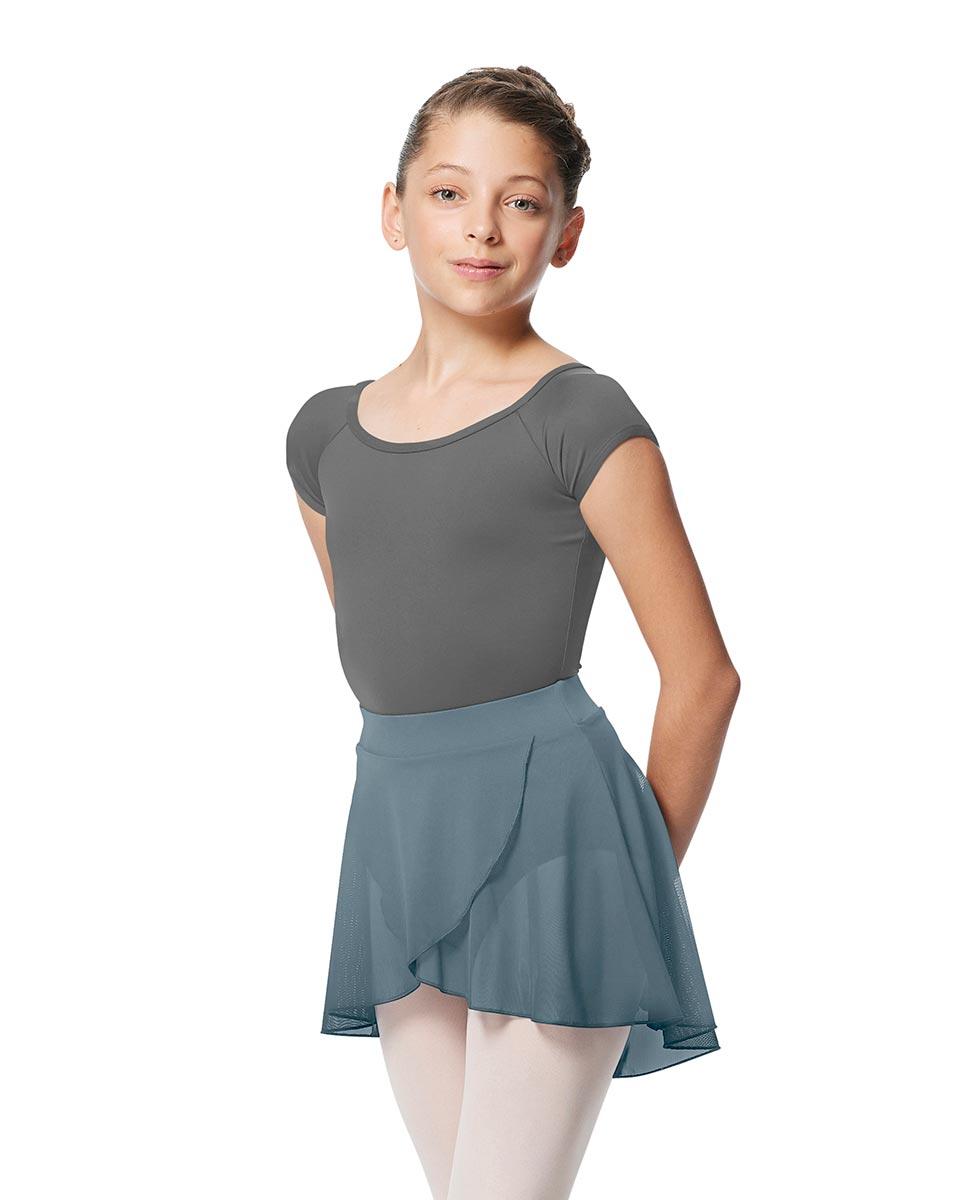 Child Pull on Wrap Dance Skirt Natasha JEANS