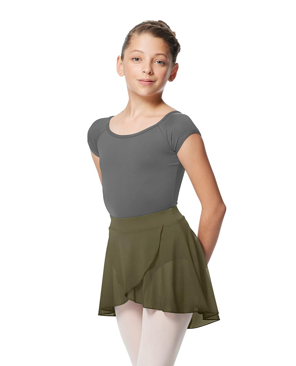 Child Pull on Wrap Dance Skirt Natasha KHA