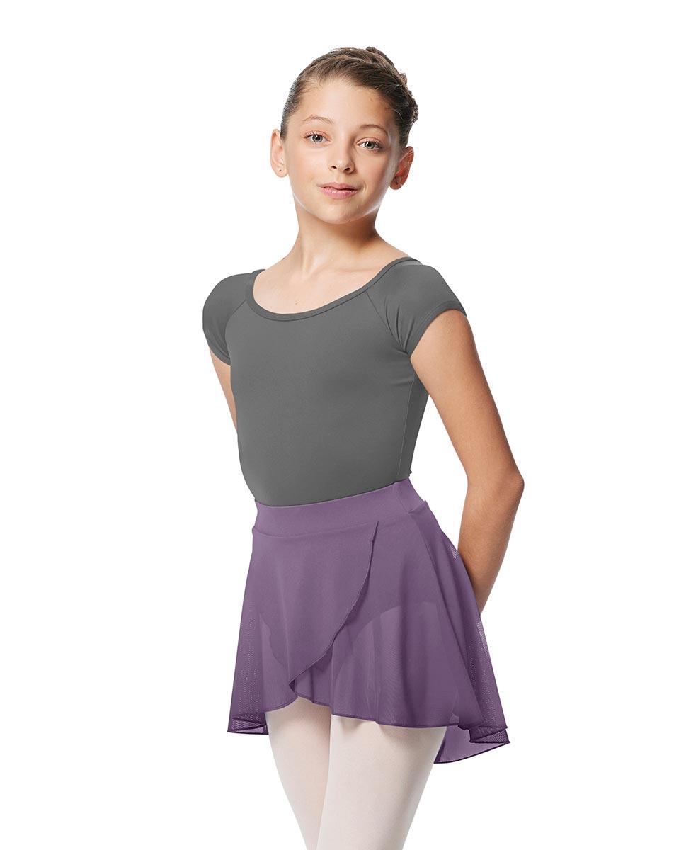 Child Pull on Wrap Dance Skirt Natasha LAV