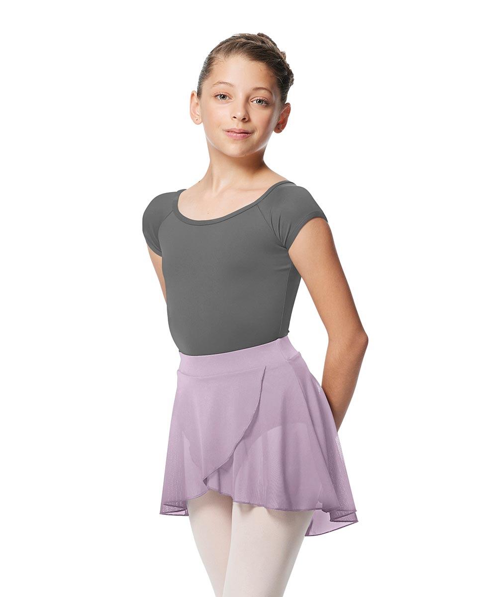 Child Pull on Wrap Dance Skirt Natasha LIL