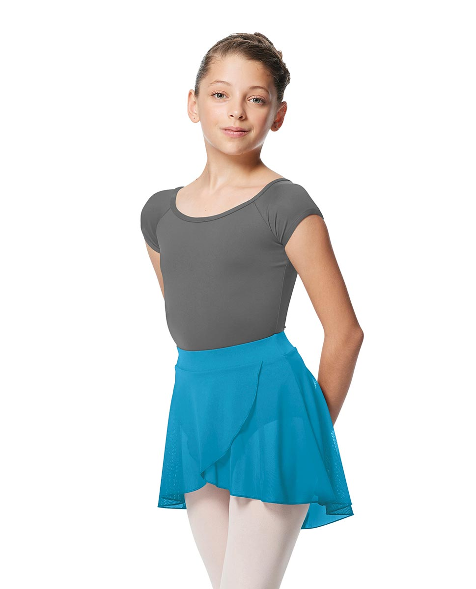 Child Pull on Wrap Dance Skirt Natasha TUR