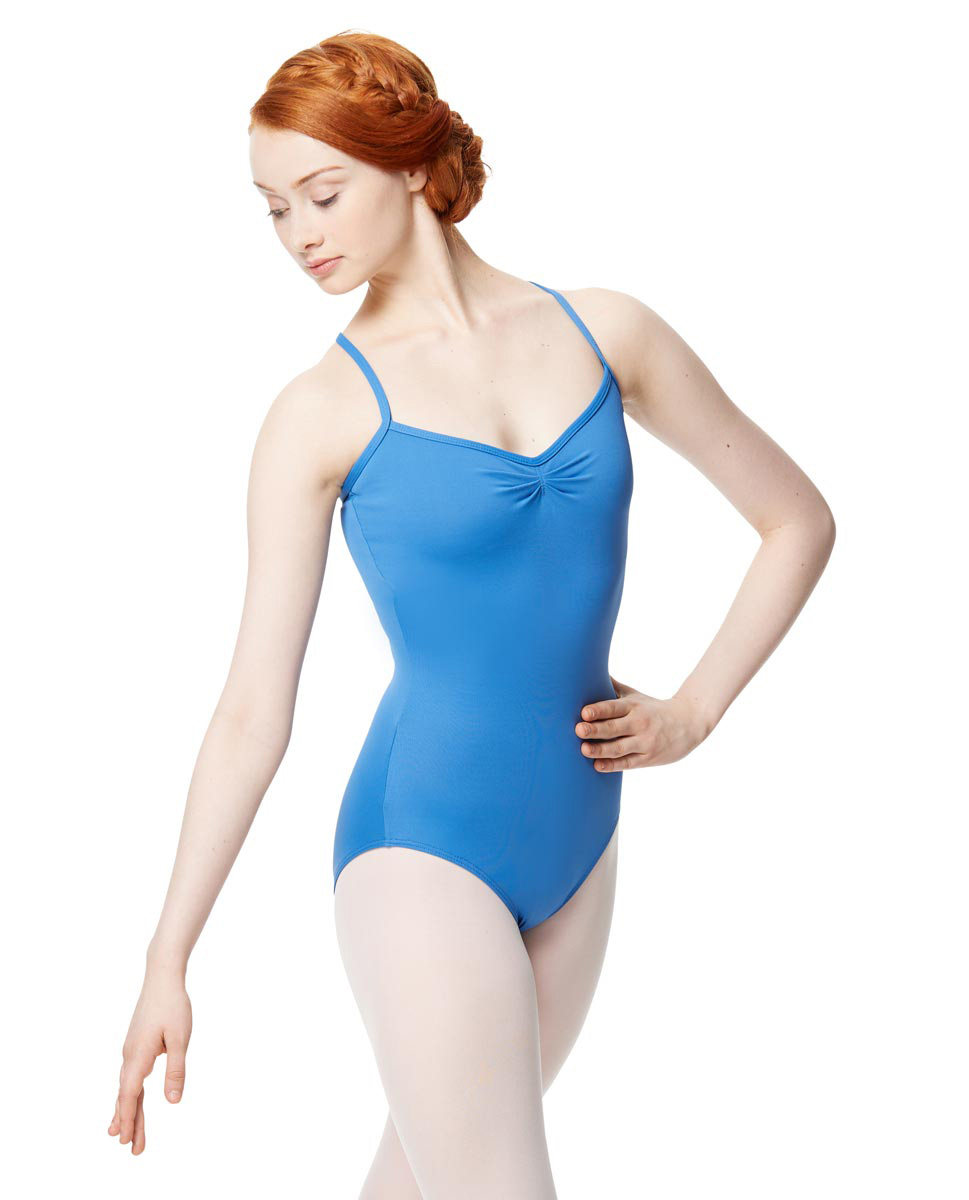 Adult Microfiber Pinched Front Camisole Leotard Alair TUR