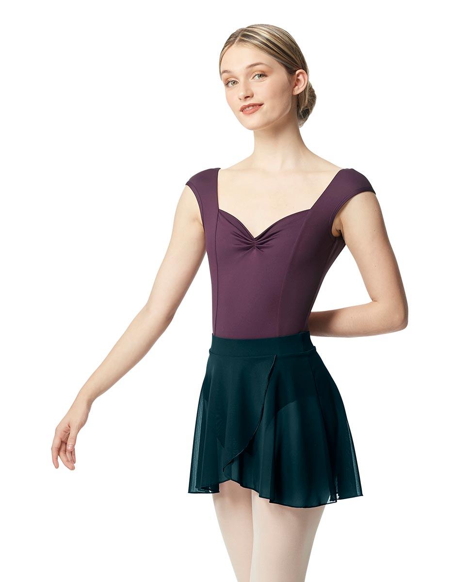 Pull on Dance Skirt Natasha DTEAL