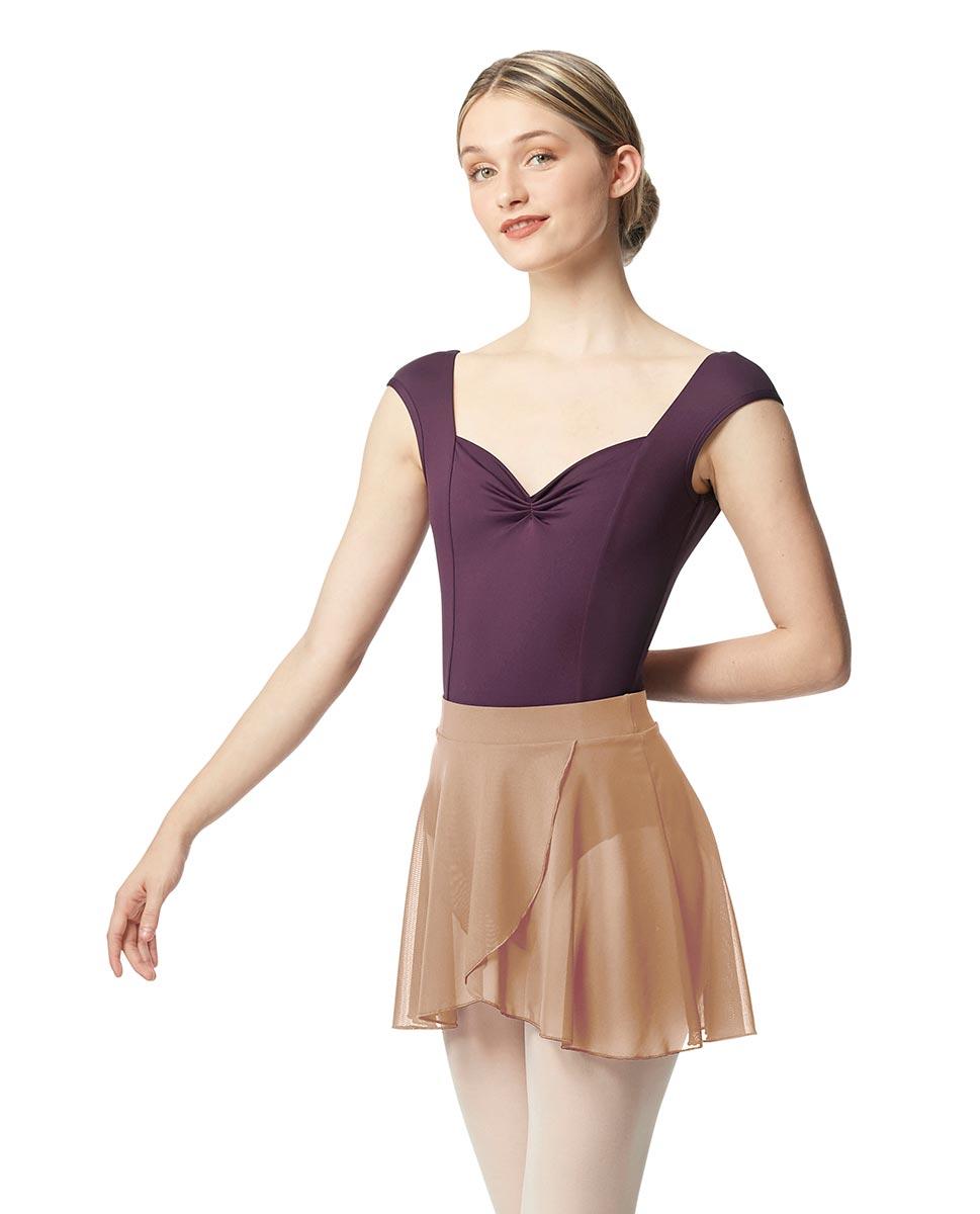Pull on Dance Skirt Natasha NUD