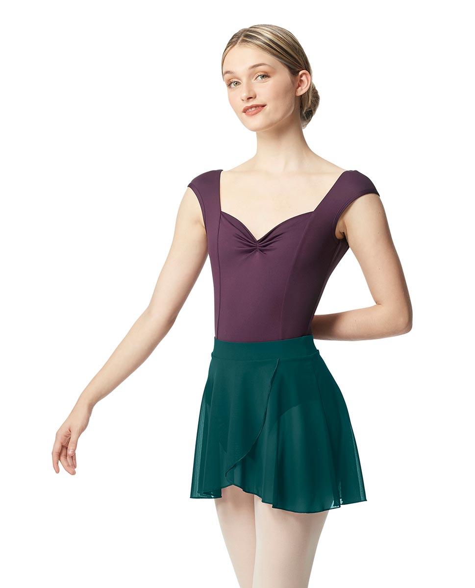 Pull on Dance Skirt Natasha TEA