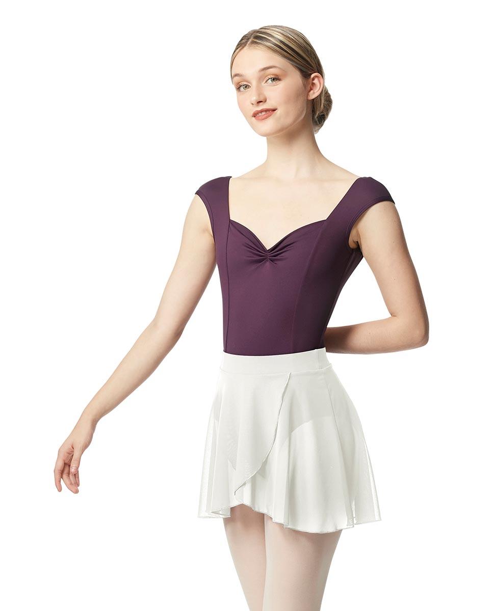 Pull on Dance Skirt Natasha WHI