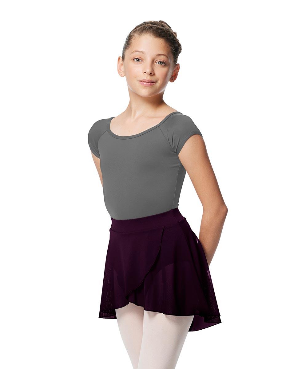 Child Pull on Wrap Dance Skirt Natasha AUB
