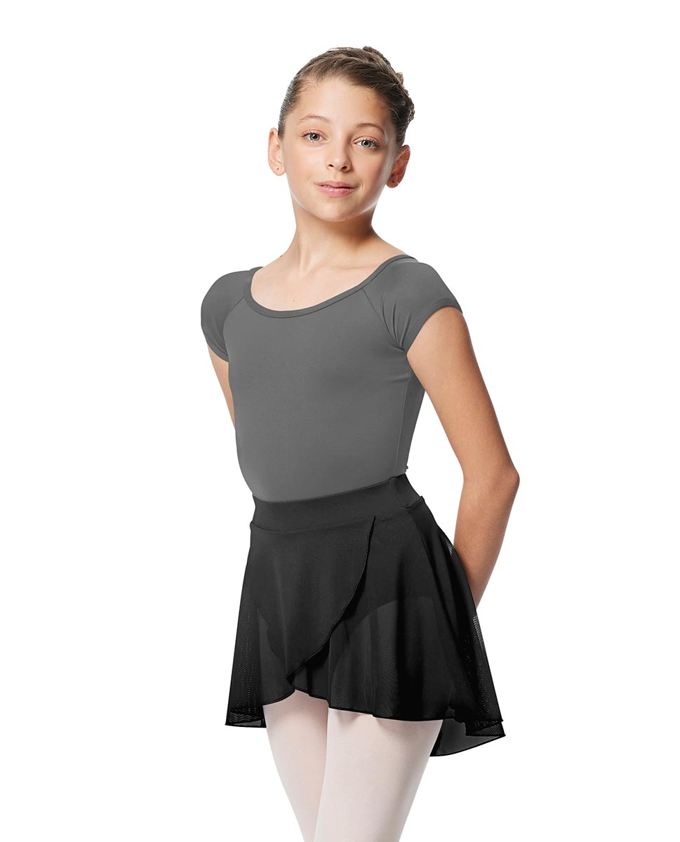 Child Pull on Wrap Dance Skirt Natasha DGRE