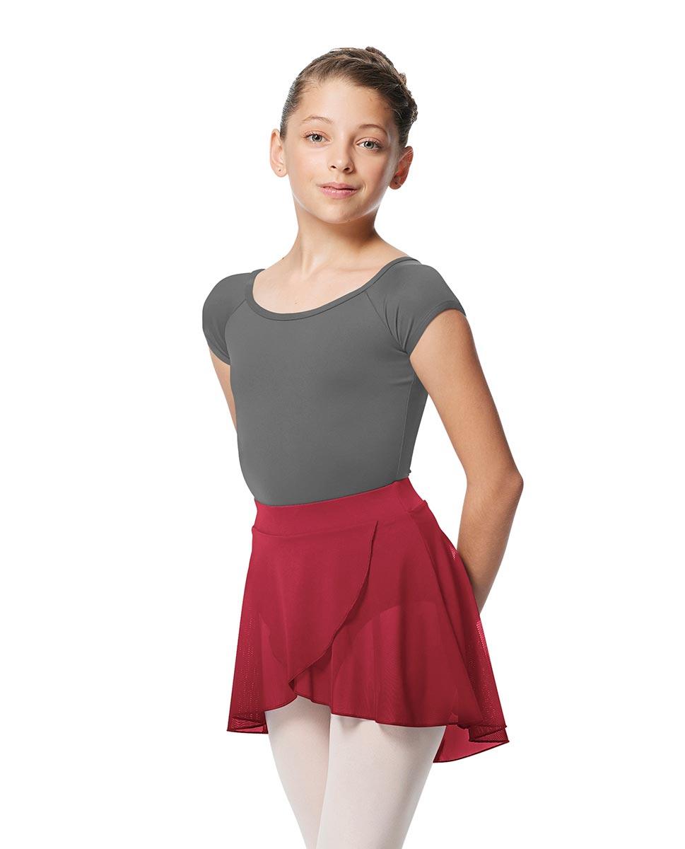Child Pull on Wrap Dance Skirt Natasha DRED