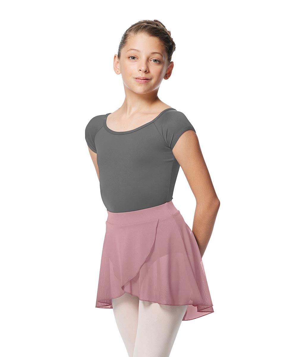 Child Pull on Wrap Dance Skirt Natasha DROS