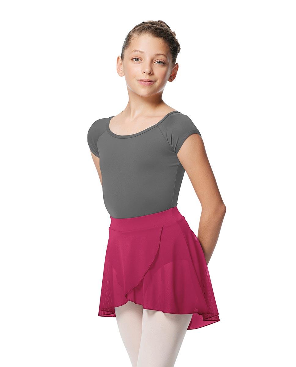 Child Pull on Wrap Dance Skirt Natasha FUC