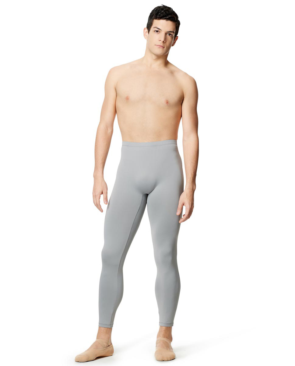 Mens Tactel Dance Leggings Emanual GRE