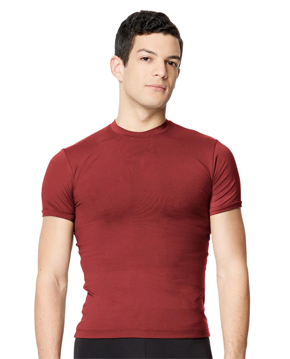 Short Sleeve Dance Top Ferdinand For Men DRED