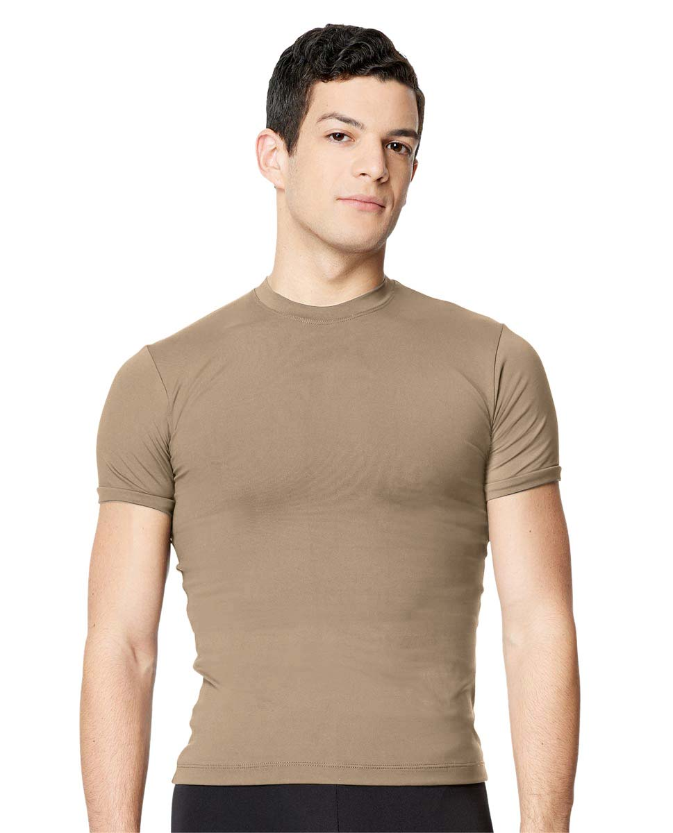 Short Sleeve Dance Top Ferdinand For Men NUD