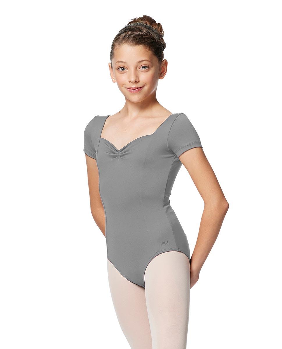 Girls Short Sleeves Ballet Leotard Anfisa GRE