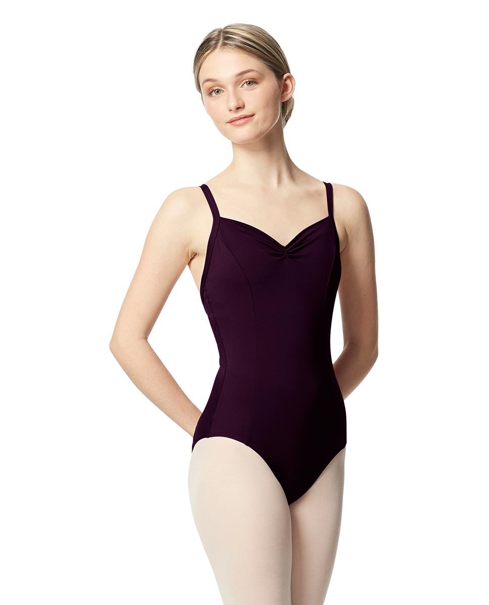 Open Back Camisole Ballet Leotard Darya AUB