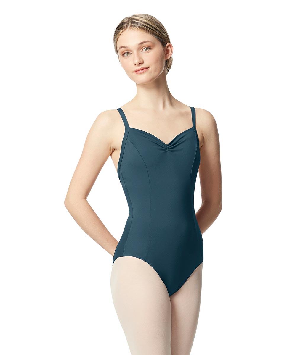 Open Back Camisole Ballet Leotard Darya JEANS