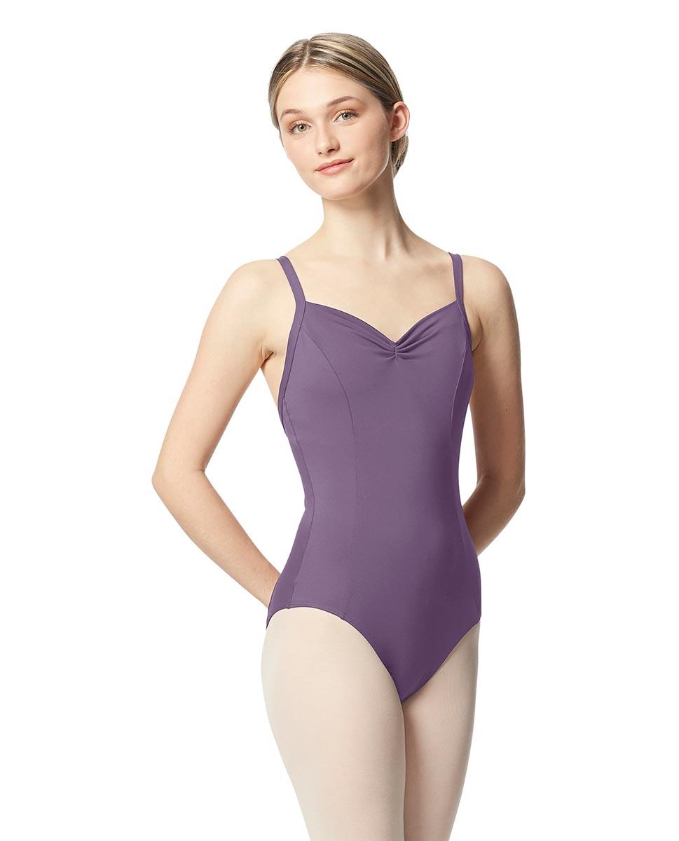 Open Back Camisole Ballet Leotard Darya LAV