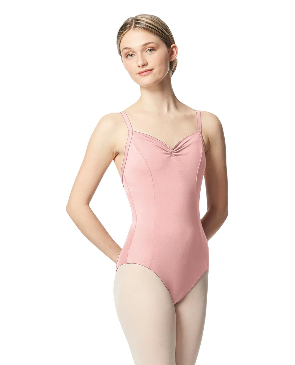 Open Back Camisole Ballet Leotard Darya LPNK