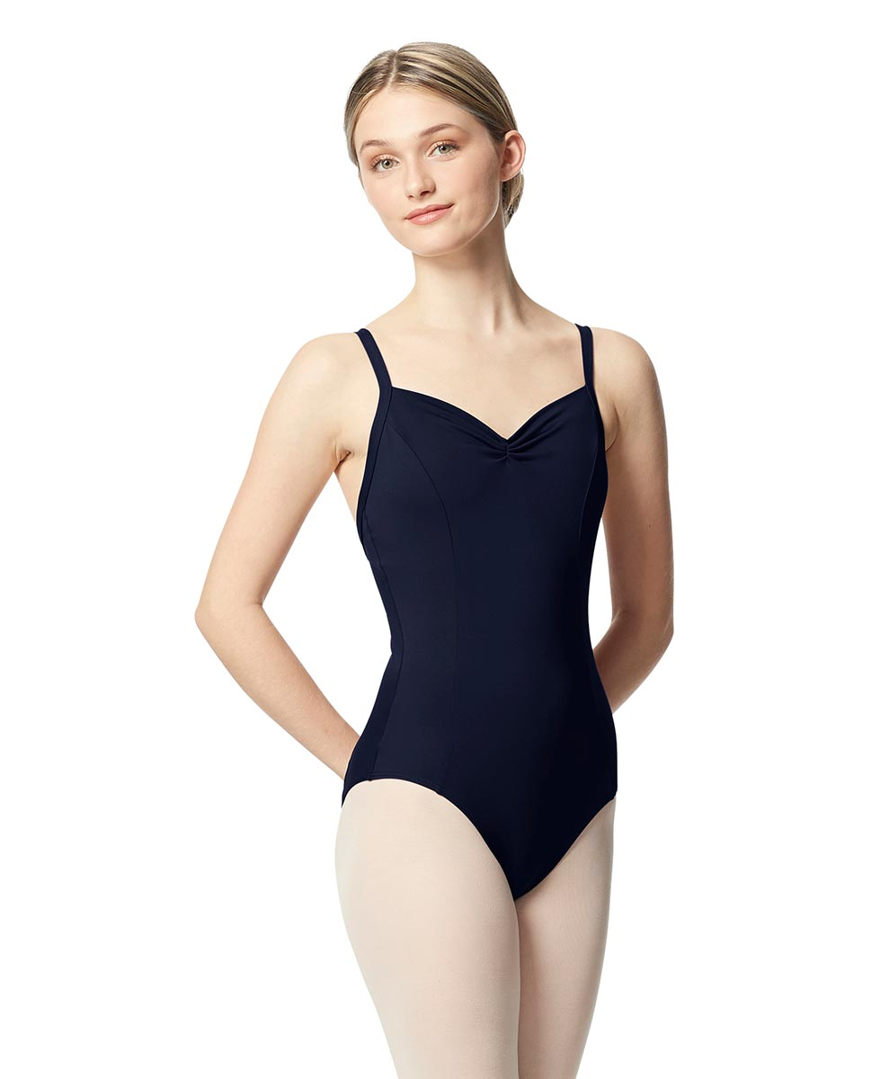 Open Back Camisole Ballet Leotard Darya NAY