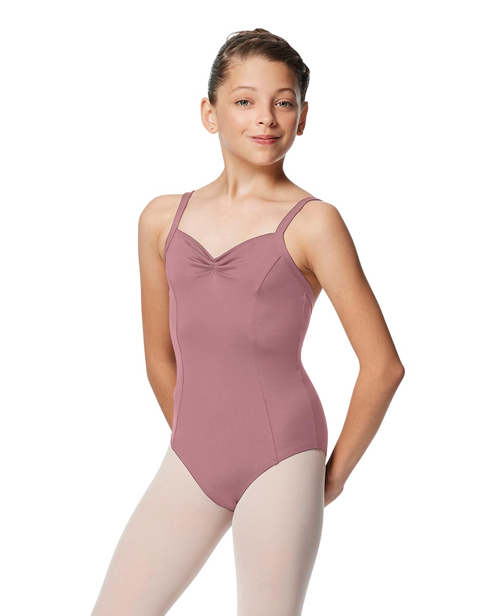 Girls Open Back Camisole Ballet Leotard Darya DROS