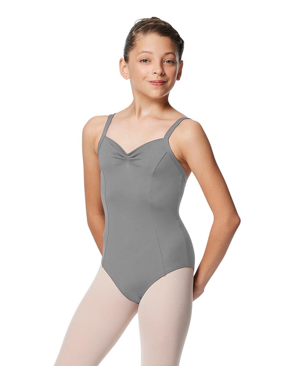 Girls Open Back Camisole Ballet Leotard Darya GRE