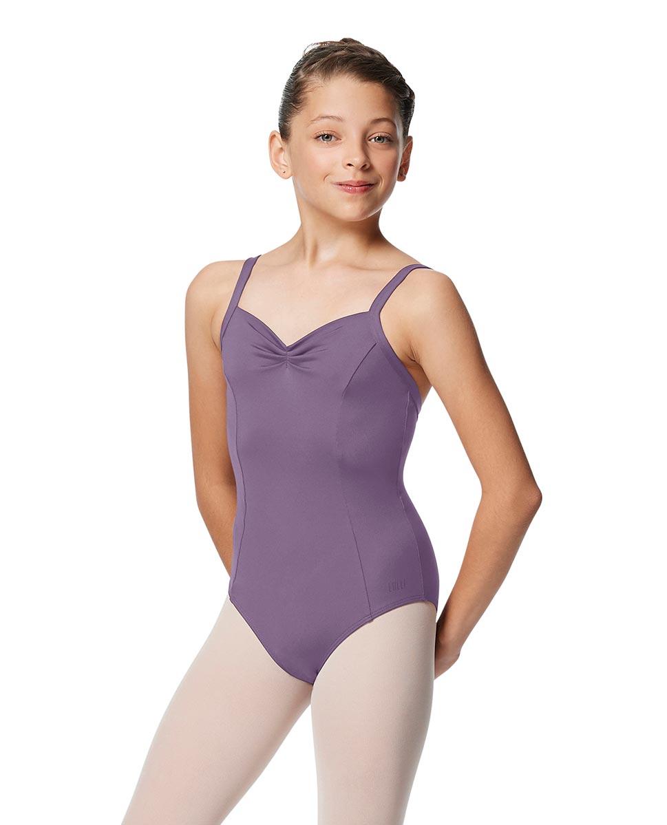 Girls Open Back Camisole Ballet Leotard Darya LAV