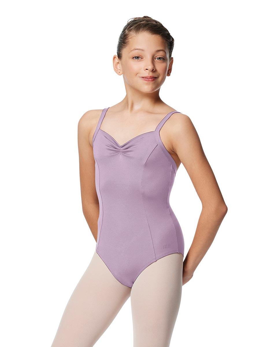 Girls Open Back Camisole Ballet Leotard Darya LIL