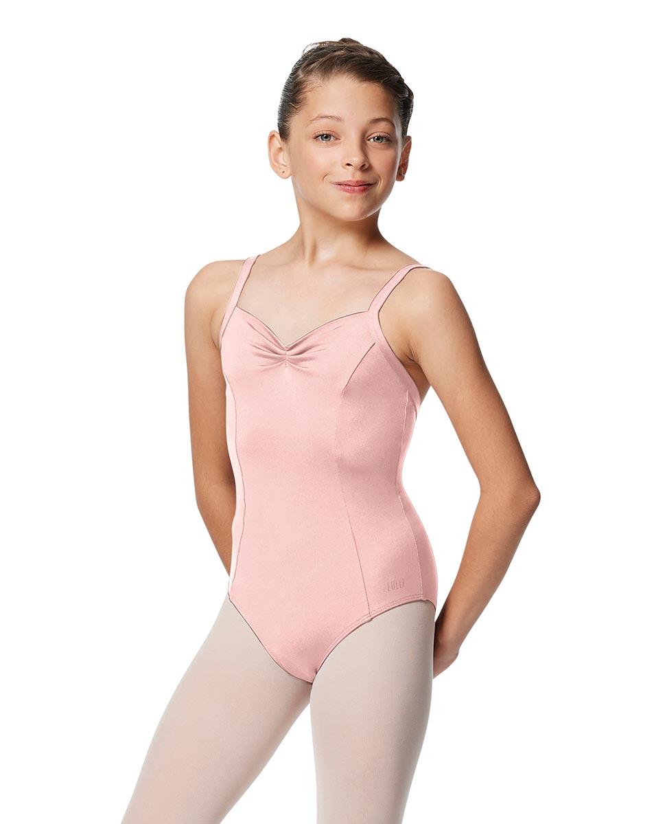 Girls Open Back Camisole Ballet Leotard Darya LPNK