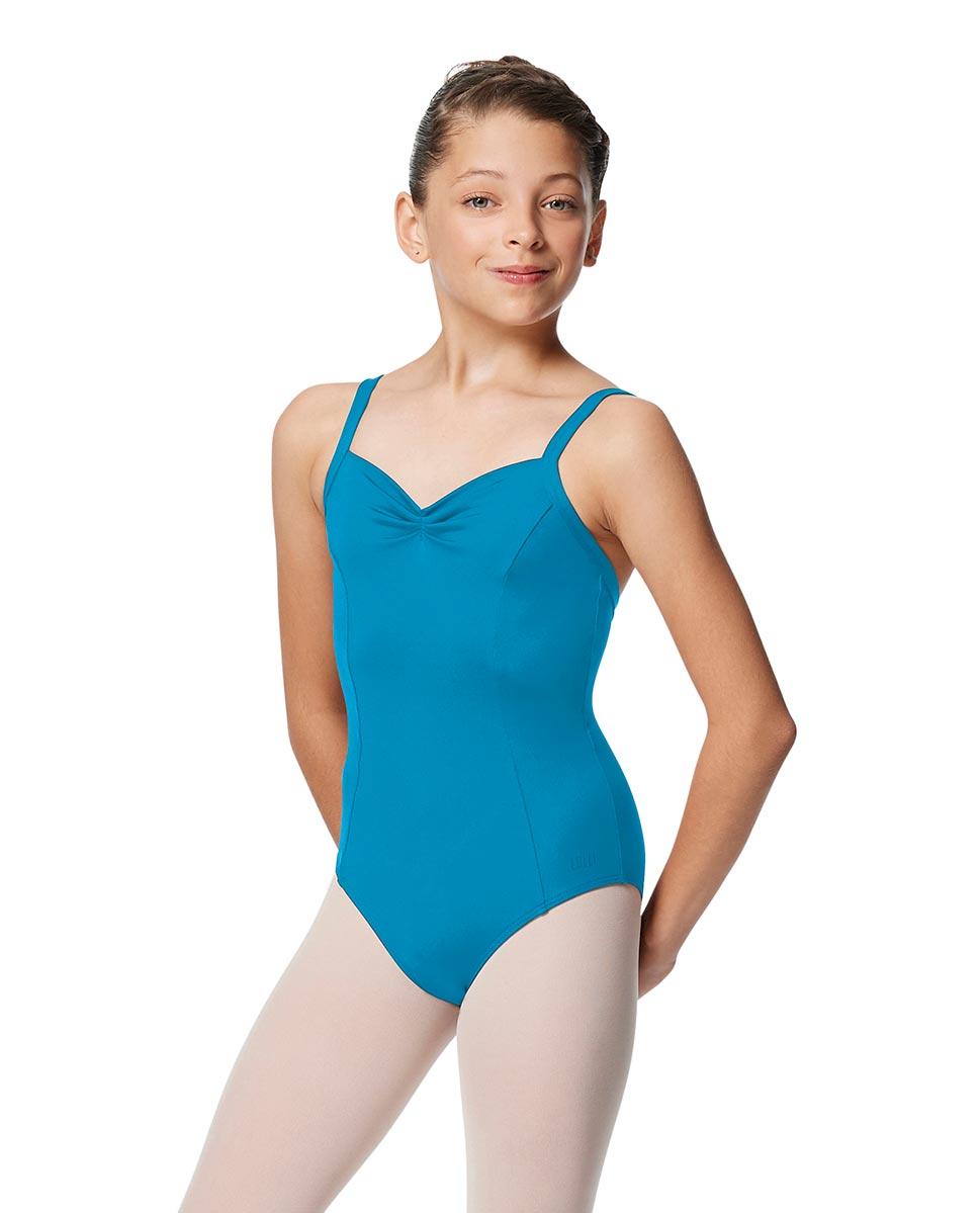 Girls Open Back Camisole Ballet Leotard Darya TUR