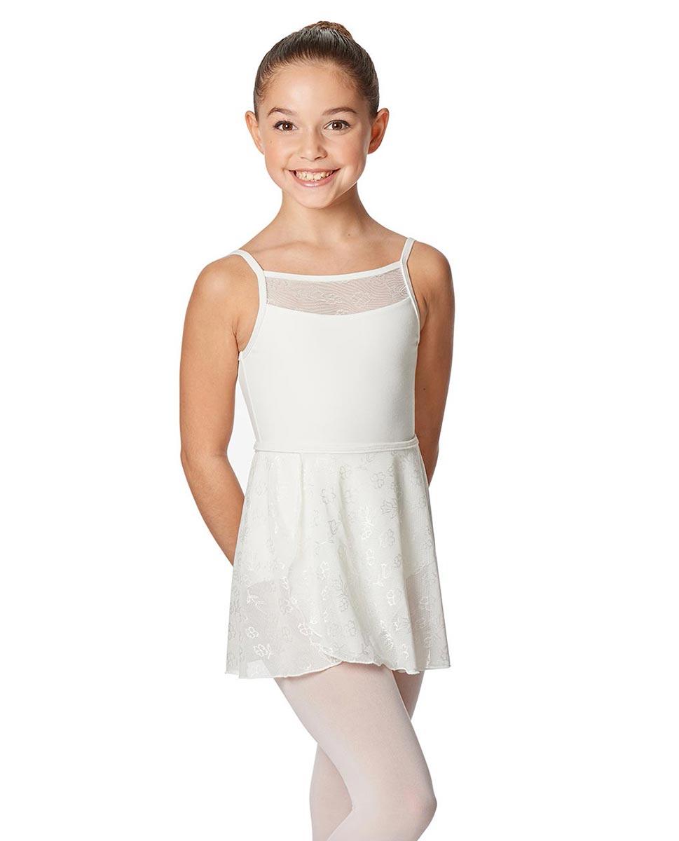 Girls Wrap Mesh Skirt Anya IVOR