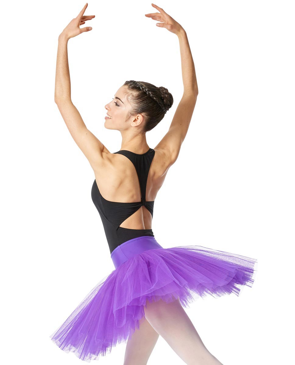 Adult 6 Layers Ballet Tutu Skirt Adelaide BLUPUR