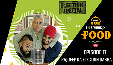 RajdeepkaElectionDabbaEpisode17RajdeepSardesai