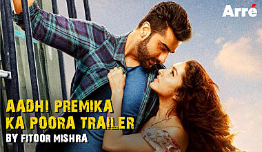 HalfGirlfriendHonestTrailer-Hindi