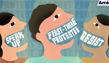 First-Time-Protester