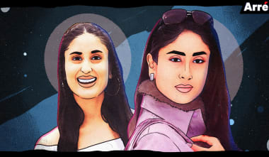 IllustrationofKareenaKapoorKhansPooandGeet