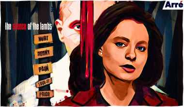 thesilenceofthelambsfeministiconClariceStarling