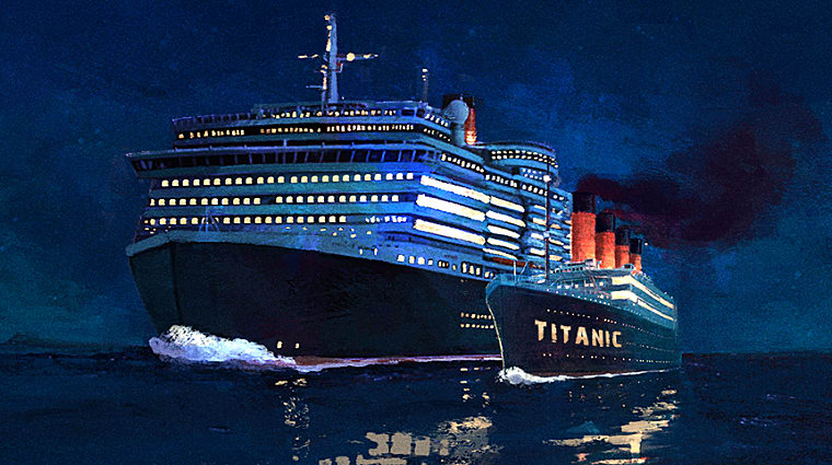 What if the Titanic Were to Set Sail Today?