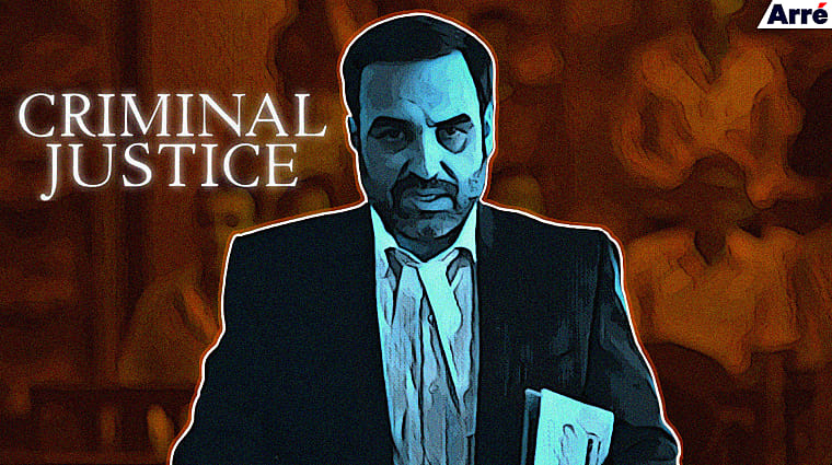Criminal Justice: An Average Crime Drama That Lacks The