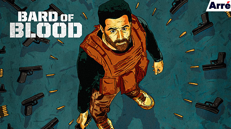Bard Of Blood Review A Tiresome Spy Thriller Let Down By A