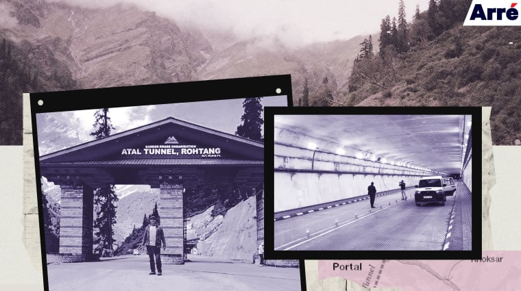 AtalRohtangTunnel