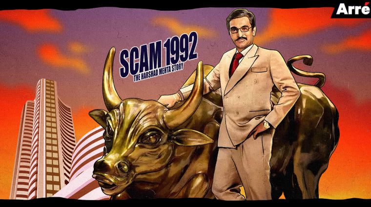 Scam1992TheHarshadMehtaStoryreview