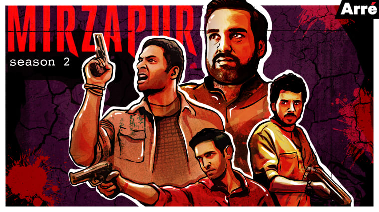 Mirzapur2Review