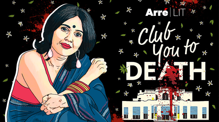 Anuja-Chauhan-Club-You-To-Death