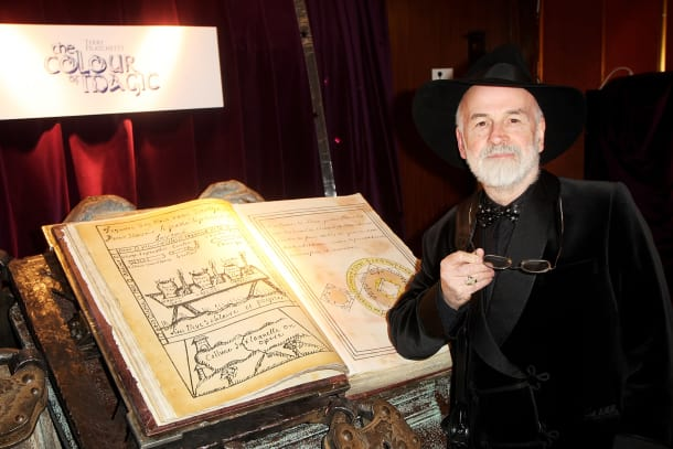 Terry Pratchett's 'The Colour Of Magic' - TV Premiere