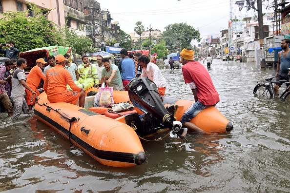 floods in patna