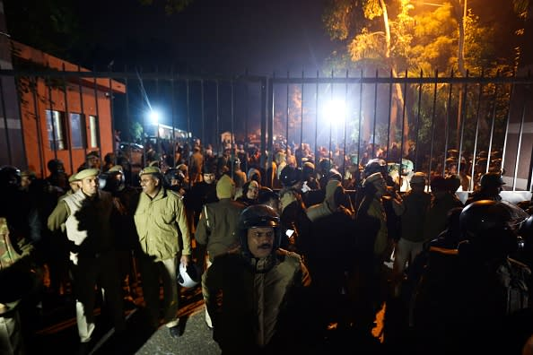 JNU Protests