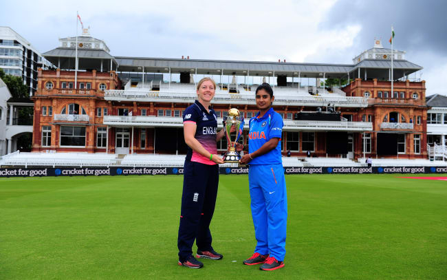 Women Cricketers Final