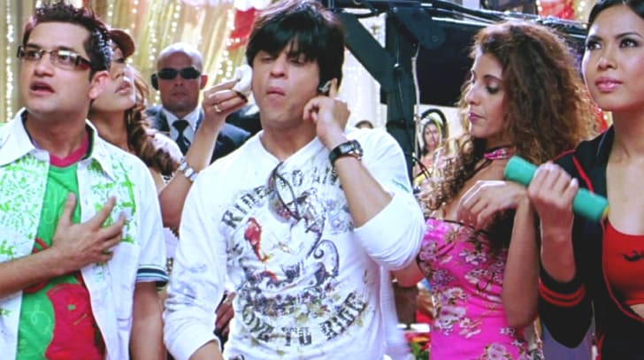 Image result for shahrukh om shanti om